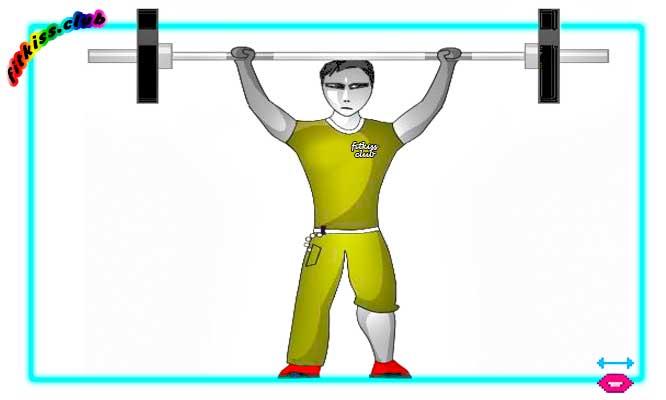 базовое упражнение армейский жим