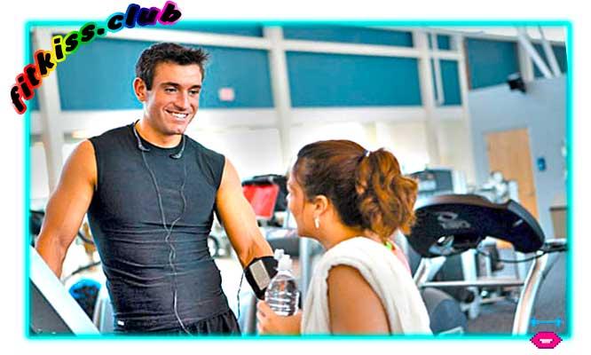 как познакомиться с девушкой в спортзале